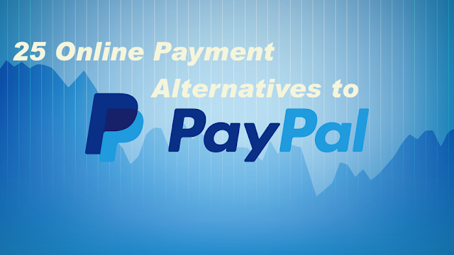 [TOP] 25 Online Payment Alternatives to PayPal