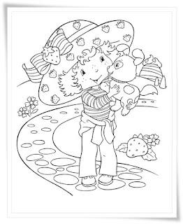 ausmalbilder zum ausdrucken: emily erdbeer ausmalbilder