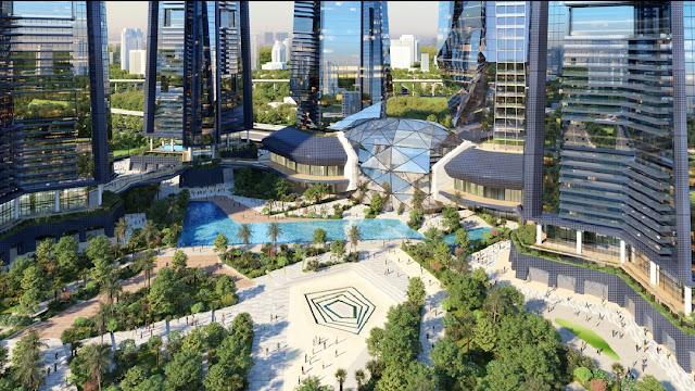 Dự án chung cư Sunshine Empire Ciputra Hà Nội | Sunshine Empire Tower khu đô thị Ciputra Tây Hồ - Bắc Từ Liêm