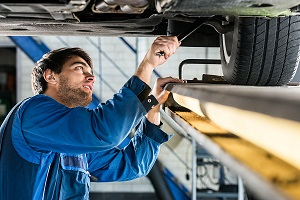 Tres de cada diez reparaciones se realizan en coches de más de 10 años