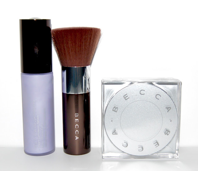 Becca First Light Priming Filter & Soft Light Blurring Powder