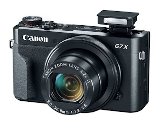 Canon unveils PowerShot G7 X Mark II Software Development Kit
