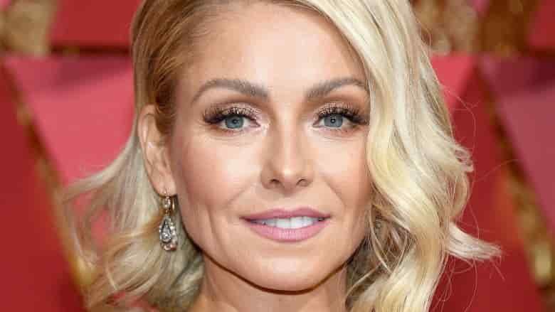 Kelly Ripa's daughter 'grossed out' by mom's pic - News