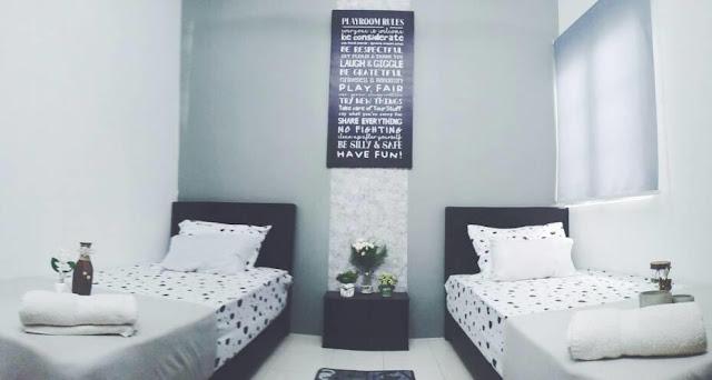 Room Homestay di Lumut