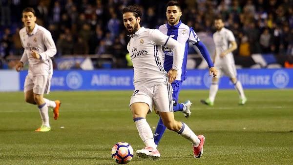 """Isco - Real Madrid -: """"El equipo tiene 23 titulares"""""""