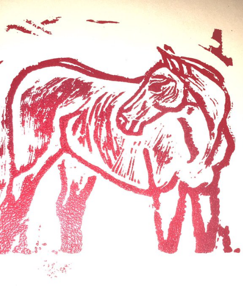 The Handy, Uncapped Pen: Call for Submissions: Red Mare