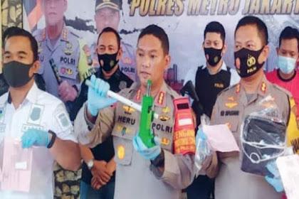 Polsek Sawah Besar Gerebek Kamar VIP RS di Kawasan Salemba, Pasien RS Bikin Ekstasi