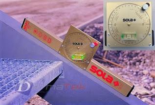 Darmatek Jual Clinometer SOLA 13cm / 50cm