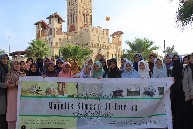 Adakan Tadabur Alam Alexandria, Majelis Sima'an Al-Qur'an Semaikan Semangat Penghafal Al-Qur'an