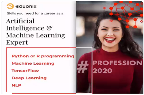 Artificial Intelligence & Machine Learning Expert