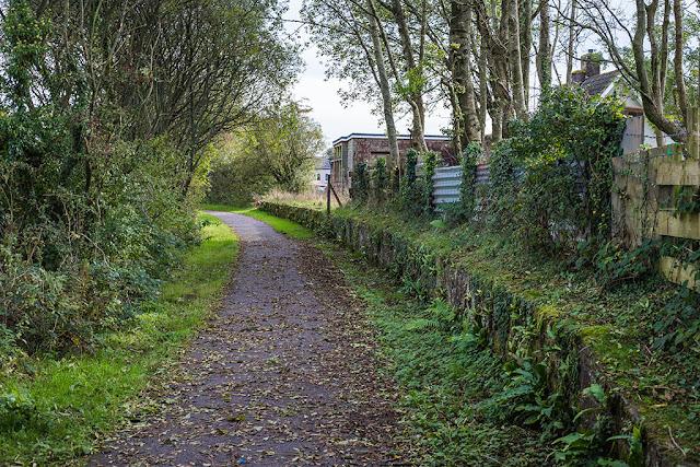 Parkside railway siding