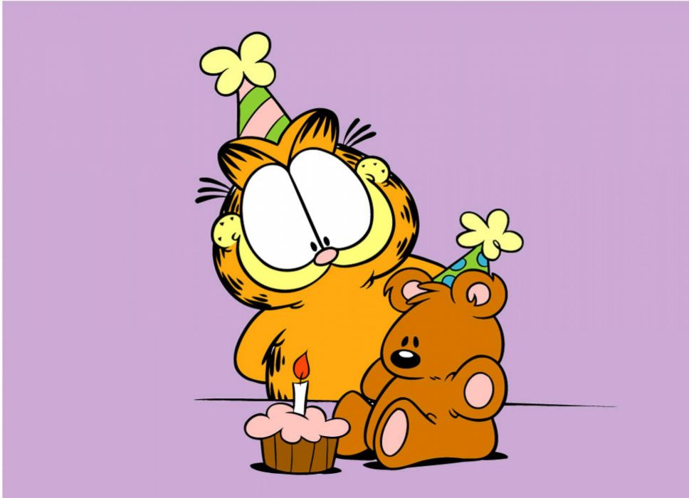 Kathryn S Inbox Happy Birthday Garfield