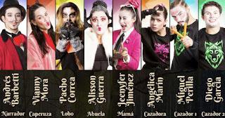La otra caperuza | Teatro Bernardo Romero Lozano
