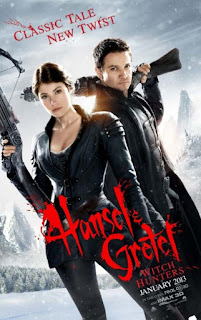 Hansel & Gretel: Witch Hunters (2013) [SINOPSIS]