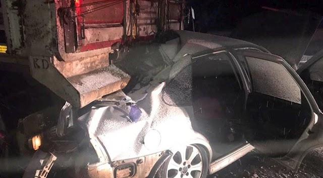 Urfa'da trafik kazası 3 kişi hayatını kaybetti