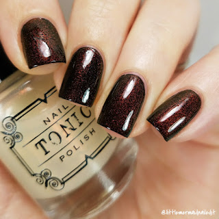 Tonic Polish Unicorn Pee Collection Apotheke Swatches and Review