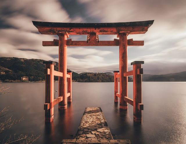 Jepang Unik Shinto