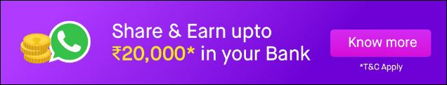 Snapdeal WhatsApp Share and Earn