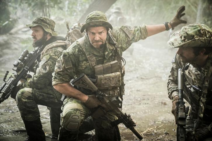 SEAL Team - Episode 1.07 - Borderlines - Promo, Promotional Photos & Press Release