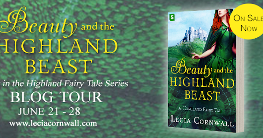 Life With Two Boys: Beauty and the Highland Beast by Lecia Cornwall {Spotlight & Excerpt}