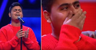 Ο 15χρονος Λάζαρος από την Ηγουμενίτσα Μάγεψε το Γερμανικό TheVoice. Τον χειροκροτούσαν όρθιοι