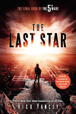 1bookcover - Freeform Friday: The 5th Wave Trilogy (Including The 5th Wave, The Infinite Sea, and The Last Star)  - Rick Yancey