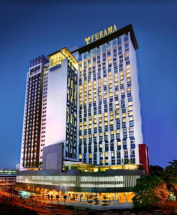 Hotel Furama Bukit Bintang Hotel Mesra Keluarga Dengan WakaWakaKL dan Bilik Bertema