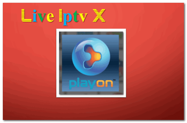 Playon Browser live tv addon