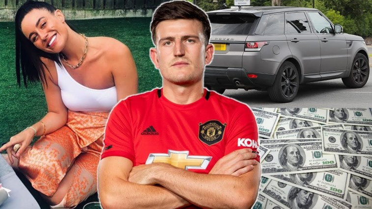 Harry Maguire Net Worth, Salary, Car, House, Wife, Age