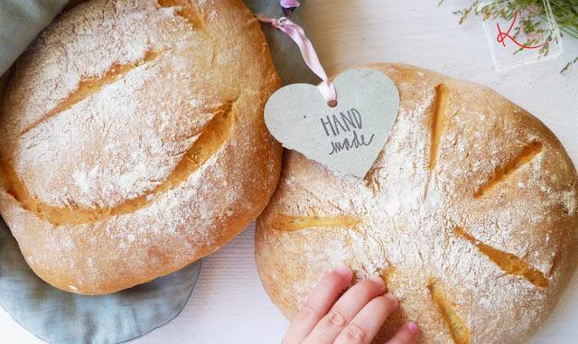 Pane con la ricotta