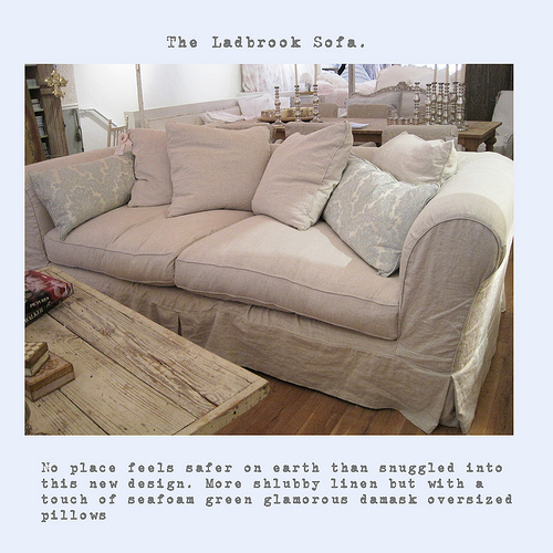 Sofa Slipcovers Brisbane: Thebouselife: Op Shop Finds And Getting Ready To Move Into