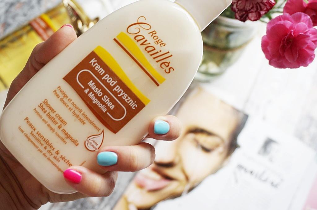 dermokosmetyk Roge Cavailles krem do mycia ciała skóra wrażliwa i sucha