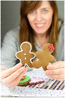 galletas de jengibre perfectas con glasa-  galletas de jengibre y canela-  galletas de jengibre receta fácil para navidad-  galletas de jengibre saludables