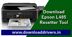 Download Epson L485 resetter tool for Windows | Epson adjustment utility