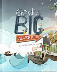 God's Big Adventure Family Devotional