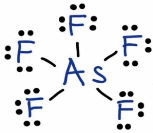 AsF5 polar or nonpolar