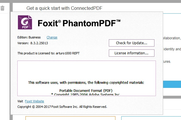 foxit reader startimes