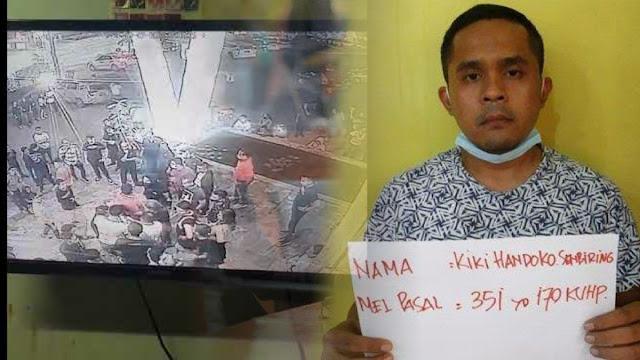 Anggota DPRD Fraksi PDIP Keroyok Anggota Polisi di Tempat Hiburan Malam, Medan