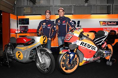 Η Honda γιορτάζει 50 χρόνια συμμετοχής στη μεγάλη κατηγορία του Παγκοσμίου Πρωταθλήματος Ταχύτητας Μοτοσυκλετών, MotoGP