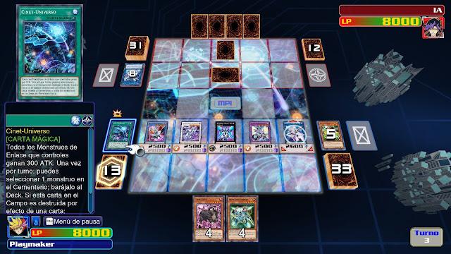 Yu-Gi-Oh! Legacy of the Duelist Link Evolution PC Mega
