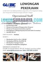 Open Recruitment at Globe Rent a Car Surabaya Desember 2019