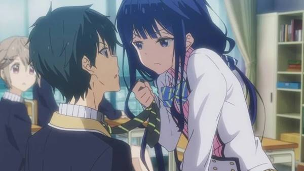 anime romance comedy school terbaik sepanjang masa
