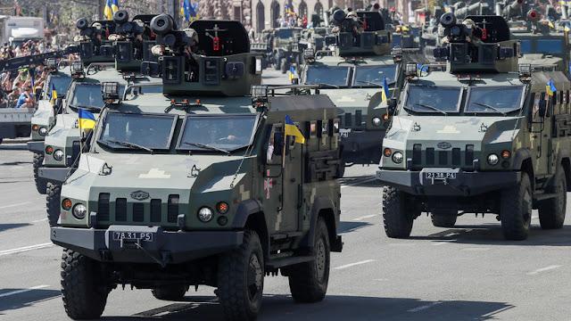 El Pentágono anuncia que proporcionará a Ucrania 250 millones de dólares para fines militares