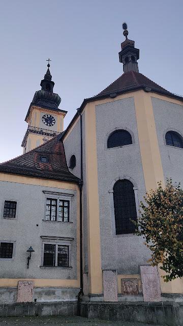 Stadtpfarrkirche Linz Austria Österreich