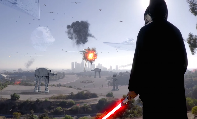 Star Wars: Invasion Los Angeles | Das Imperium hat L.A. eingenommen