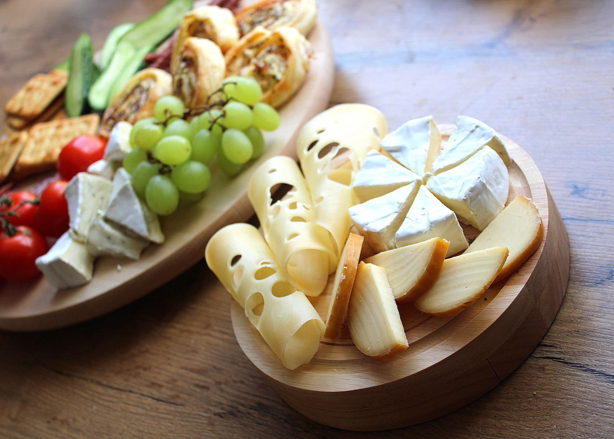 Deska serów i obrotowa MyGiftDNA
