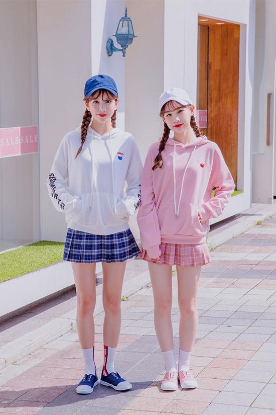 Korean Twin Fashion 090519