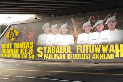 Lomba Mural Piala Kapolri, Netizen Diajak Bikin Mural Tragedi KM50