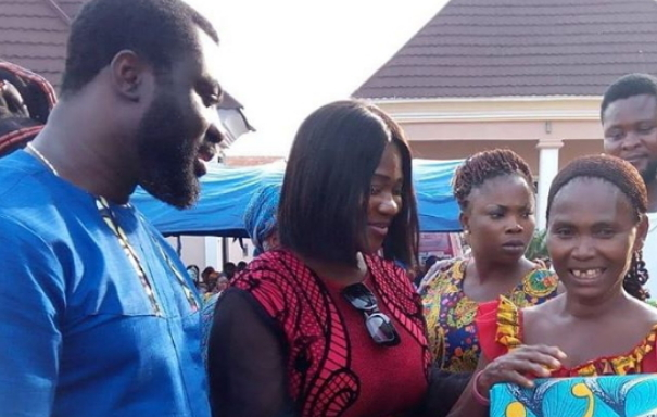 mercy johnson end of year party uromi edo state