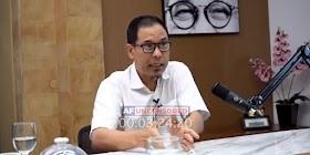 Tak Minat Jadi Parpol, Munarman: FPI Berpolitik Nonkekuasaan, Bukan Untuk Cari Kursi